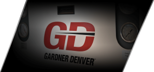 Gardner Denver Air Compressor Logo