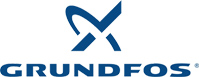 Grundfos pumps company logo
