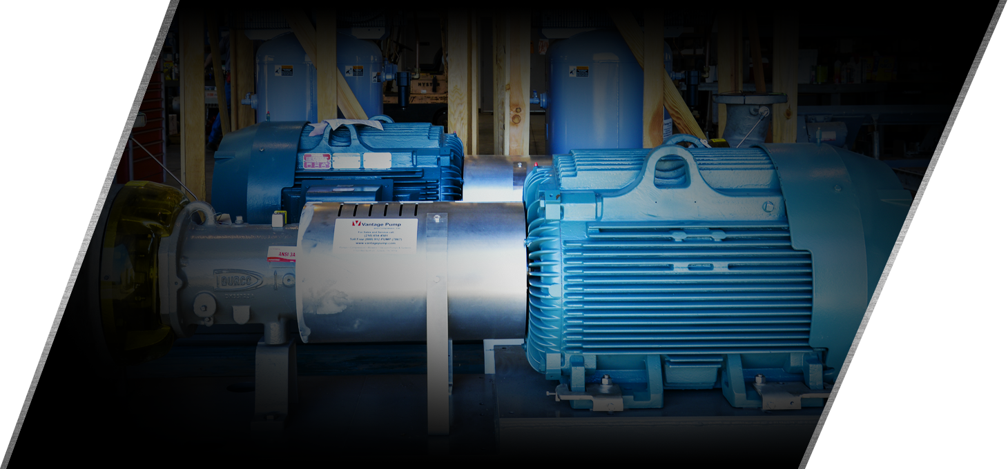 Texas Compressor & Industrial Pump Supplier | Vantage Pump